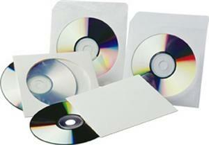 CD Mailers & Sleeves