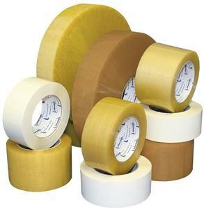 Natural Rubber Carton Sealing Tape